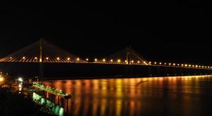 Puente_Rosario-Victoria_una_noche